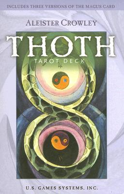 Thoth Tarot Deck with Other and Booklet by Aleister Crowley