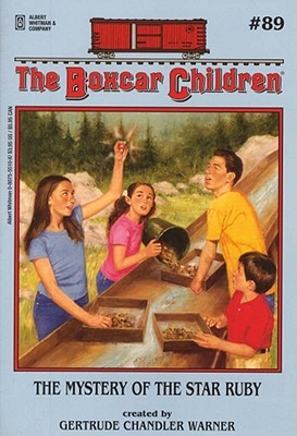 Boxcar Children - The Mystery of the Star Ruby - Gertrude Chandler Warner