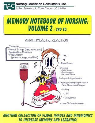 Memory Notebook of Nursing, Vol. 2