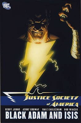 Justice Society of America, Vol. 5 by Geoff Johns