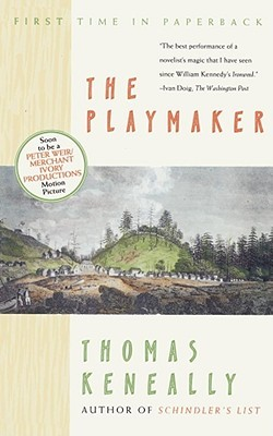 Playmaker by Thomas Keneally