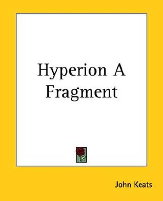 Hyperion a Fragment
