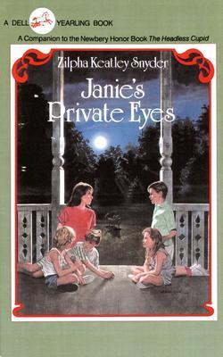 Janie's Private Eyes (Stanley Family, #4)