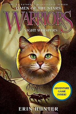 Night Whispers (Warriors: Omen of the Stars #3)