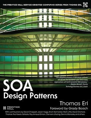 SOA Design Patterns by Thomas Erl