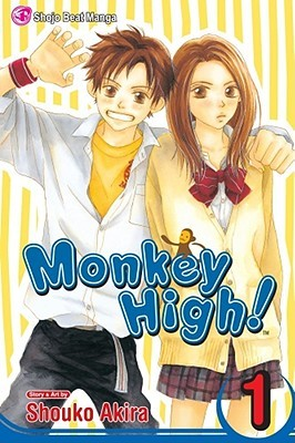 Monkey High!, Vol. 1 by Shouko Akira