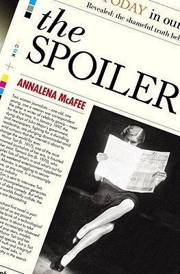 Spoiler by Annalena McAfee