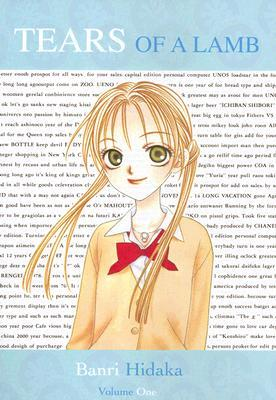 Tears of a Lamb Volume 1 by Banri Hidaka