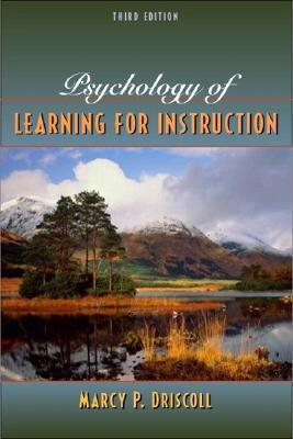 Psychology of Learning for Instruction