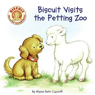 Biscuit Visits the Petting Zoo