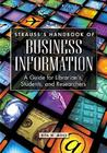 Strauss's Handbook of Business Information: A Guide for Librarians, Students, and Researchers