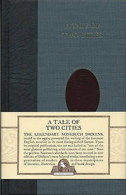 A Tale Of Two Cities (Nonesuch Dickens)