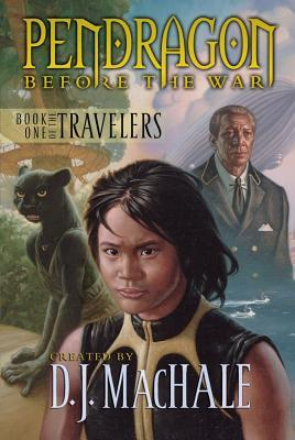 The Travelers by Carla Jablonski
