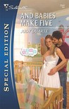 And Babies Make Five (The Baby Chase, #5) (Silhouette Special Edition, #2042)