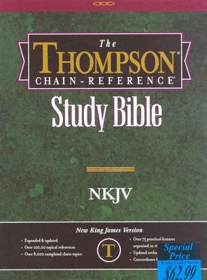 The Thompson Chain-Reference Study Bible-NKJV