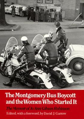 Montgomery Bus Boycott Political Cartoon