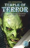 Temple of Terror (Fighting Fantasy, #14)