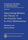Discovering Modern Set Theory