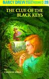 The Clue of the Black Keys (Nancy Drew, #28)