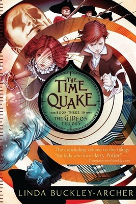 The Time Quake by Linda Buckley-Archer