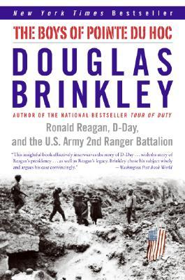 The Boys of Pointe du Hoc by Douglas G. Brinkley