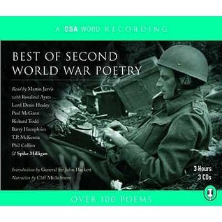 Best of Second World War Poetry by Cliff Michelmore