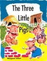 The Three Little Pigs, Softcover, Beginning to Read