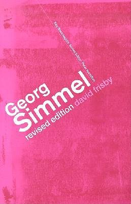 Georg Simmel by David Frisby