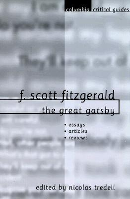 essays written by f. scott fitzgerald