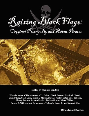 Raising Black Flags by Stephen Sanders