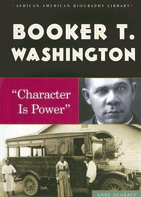 Booker T. Washington by Anne Schraff