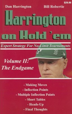 Harrington on Hold 'em by Dan Harrington