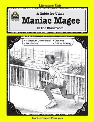 survival essay for maniac magee and World by searching for the most impressive survivor in a variety of books and/or  novels  write a persuasive essay  maniac magee, by jerry spinelli crispin:.