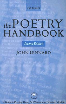 The Poetry Handbook by John Lennard