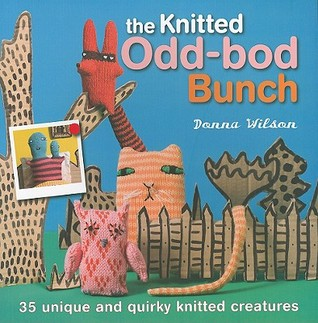Knitted Odd-bod Bunch by Donna Wilson