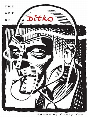 The Art of Steve Ditko by Steve Ditko