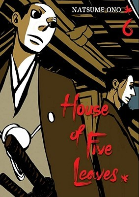 House of Five Leaves, Vol. 6 by Natsume Ono