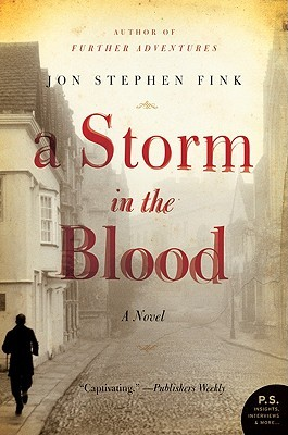 A Storm in the Blood by Jon Stephen Fink