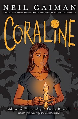 Coraline Graphic Novel by P. Craig Russell