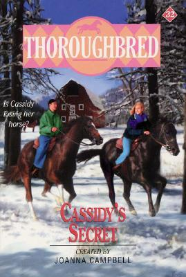 Cassidys Secret Thoroughbred 32