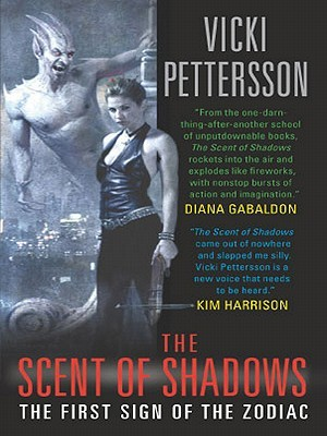The Scent of Shadows (Signs of the Zodiac #1)