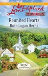 Reunited Hearts (Steeple Hill Love Inspired (Large Print))