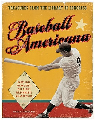 Baseball Americana by Harry Katz
