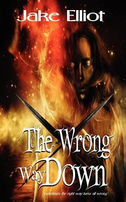 The Wrong Way Down by Jake  Elliot