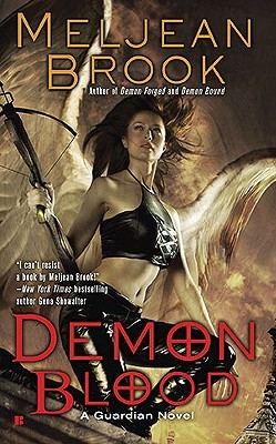 Demon Blood (The Guardians, #6)