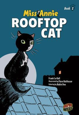 Rooftop Cat by Frank Le Gall