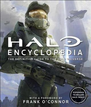 Halo Encyclopedia by Tobias S. Buckell