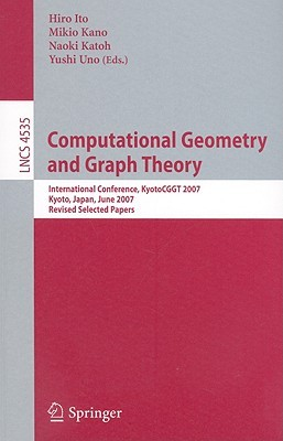 Computational Geometry and Graph Theory by Hiro Ito