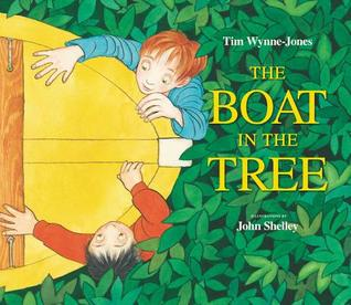The Boat in the Tree by Tim Wynne-Jones