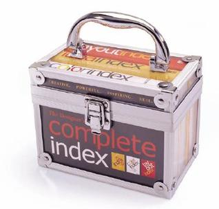 The Designer's Complete Index by Jim Krause